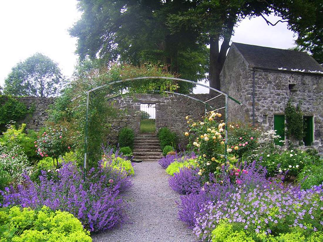 1000 images about gardens in ireland on pinterest for Irish garden designs